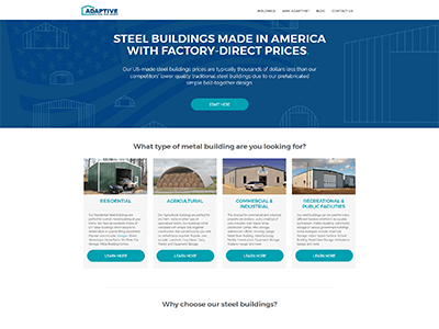 adaptivesteelbuildings.com