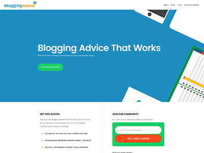 bloggingwizard.com