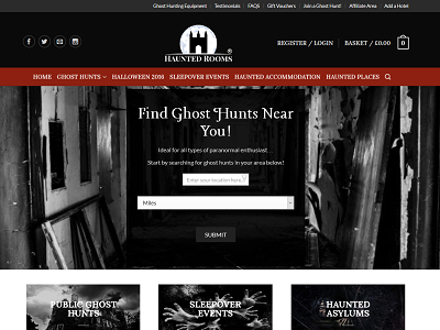 hauntedrooms.co.uk