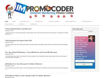 impromocoder.com
