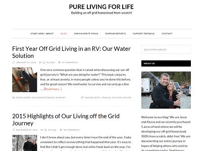 purelivingforlife.com