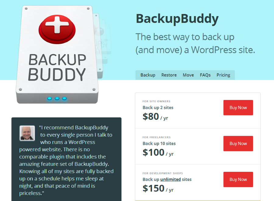 Use a backup plugin like Backup Buddy